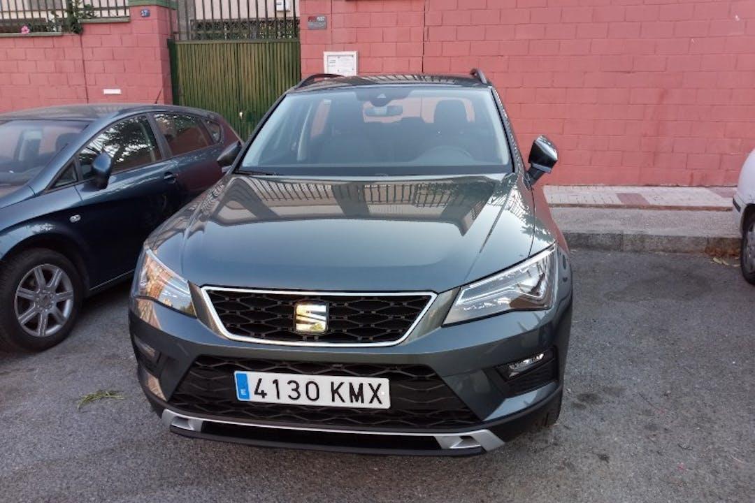 Alquiler barato de Seat Ateca 1.6tdi S/S Ecomotiv Bu-Re cerca de 29006 Málaga.
