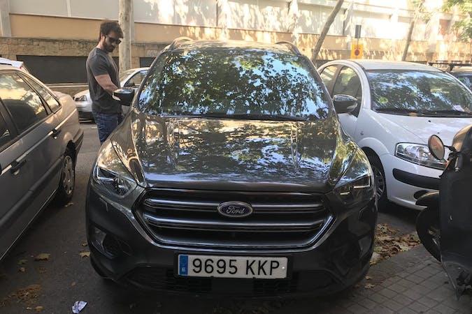 Alquiler barato de Ford Kuga 1.5 Tdci 120 Business 2wd con equipamiento GPS cerca de 08041 Barcelona.
