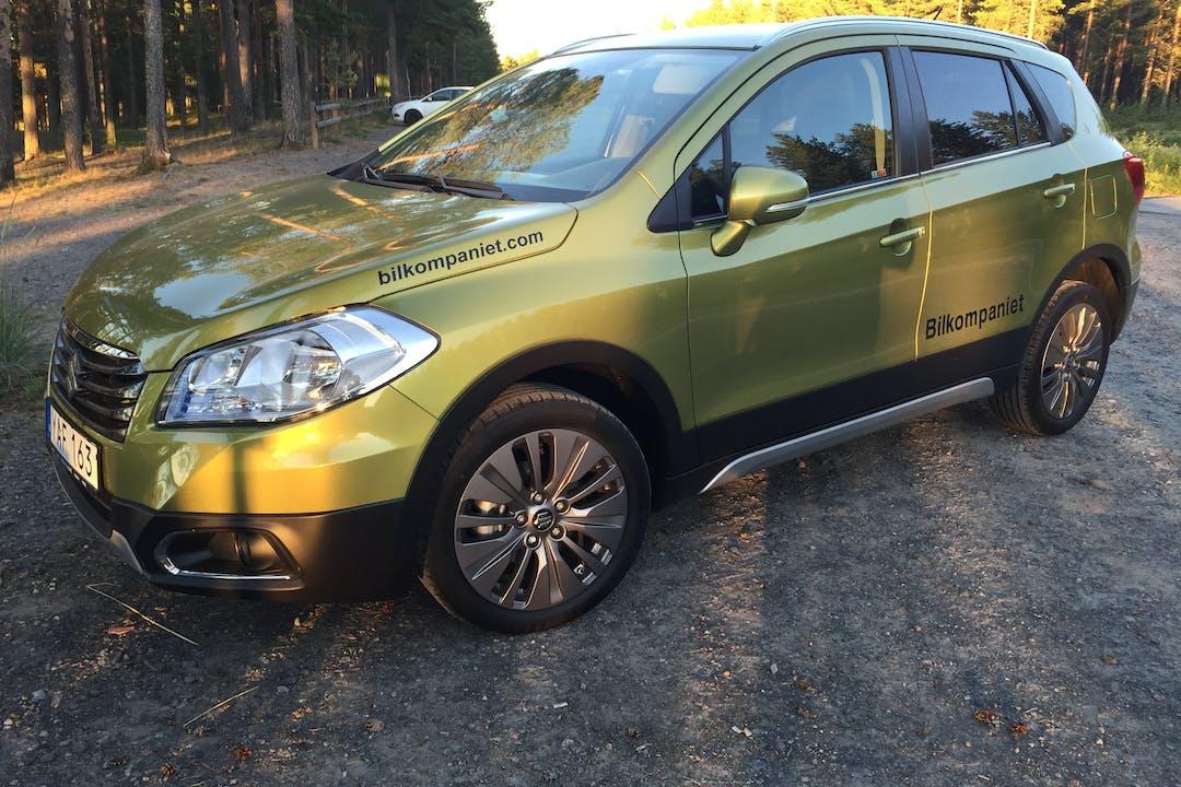 Billig biluthyrning av Suzuki  i närheten av 972 36 Luleå.