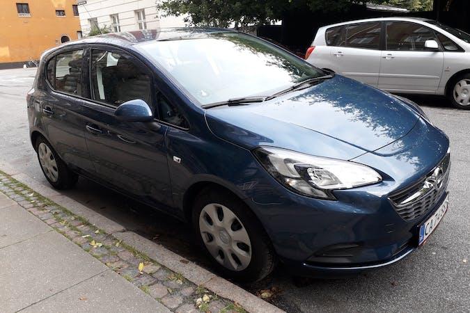 Billig billeje af Opel Corsa nær  .