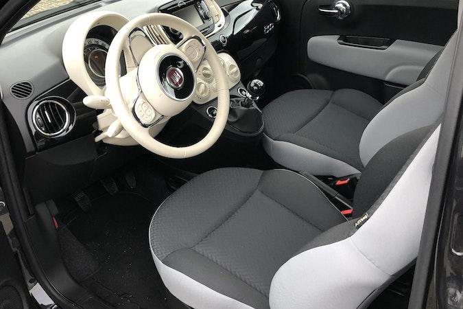 Billig billeje af Fiat 500 Pop 1,2 nær  .