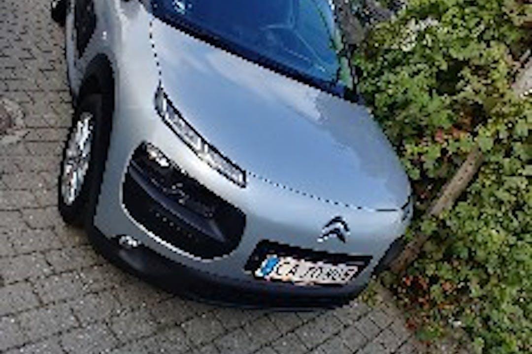 Billig billeje af Citroën C4 Cactus  nær 2800 Kongens Lyngby.