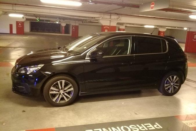 Location économique de voiture de Peugeot 308 avec GPS proche de 92390 Villeneuve-la-Garenne.