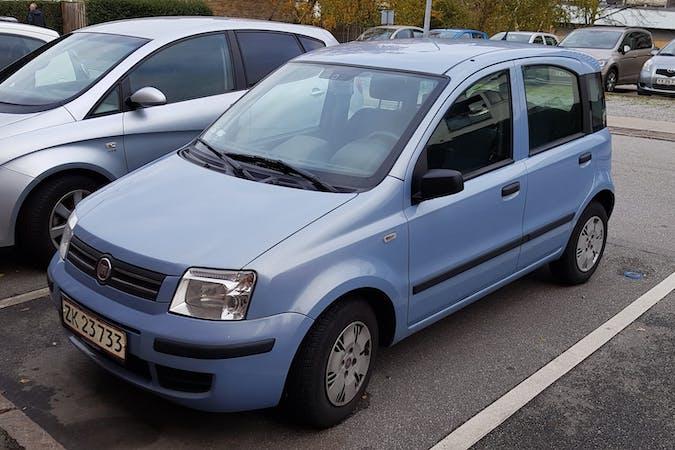 Billig billeje af Fiat Panda 1,2 nær 3140 Ålsgårde.