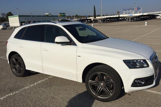 Alquiler barato de Audi Q5 2.0 Tdi 143 cerca de 46980 Paterna.