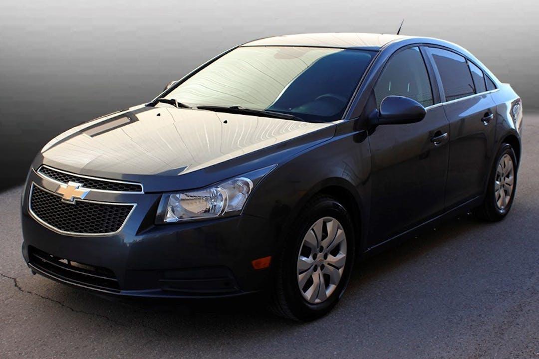 Alquiler barato de Chevrolet-Gm Cruze 2.0 Vcdi 163 Lt cerca de 46006 València.