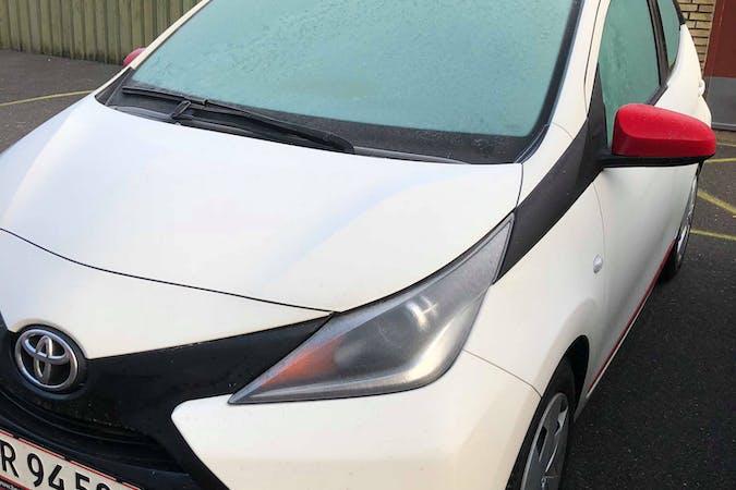Billig billeje af Toyota Aygo nær 4600 Køge.