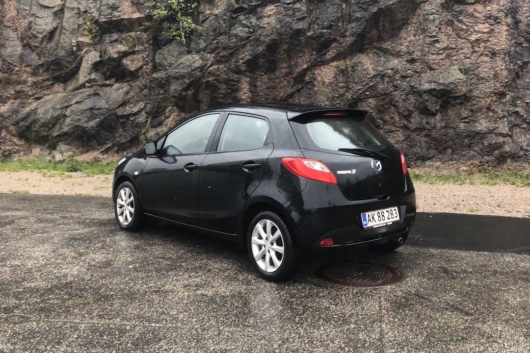 Billig billeje af Mazda 2 nær 6400 Sønderborg.