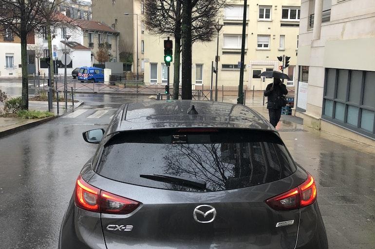 Location économique de voiture de Mazda Cx3 proche de 92130 Meudon.