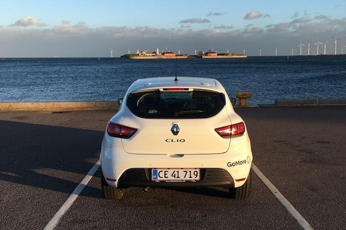 Billig billeje af Renault Clio 0,9 med Isofix beslag nær 8600 Silkeborg.
