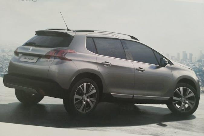 Billig billeje af Peugeot 2008 Active 1,6 e-HDi 92 HK. 5d nær 4330 Hvalsø.