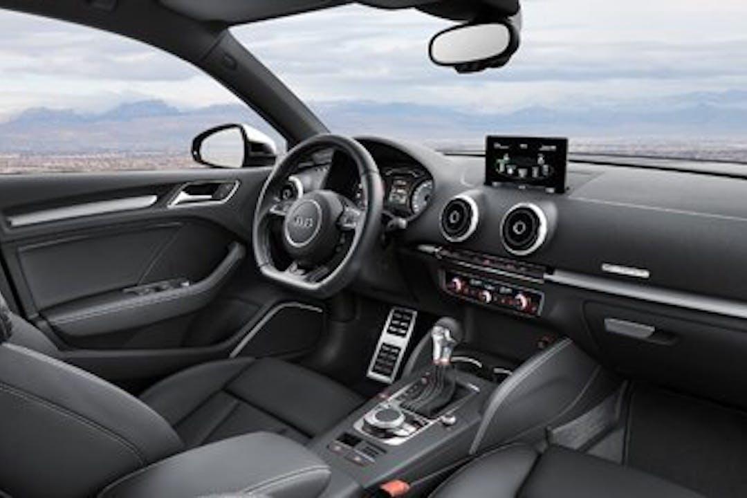 Billig billeje af Audi A3 Sportsback med Isofix beslag nær 8000 Aarhus.