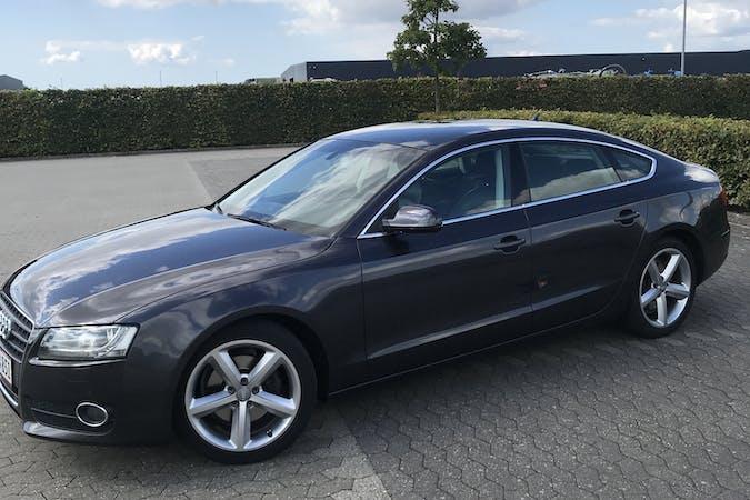 Billig billeje af Opel Insignia nær 6630 Rødding.