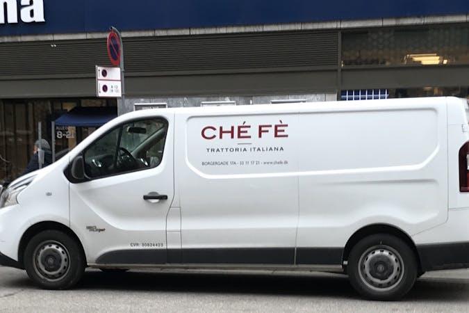 Billig billeje af Fiat Talento Varevogn med GPS nær 2300 København.
