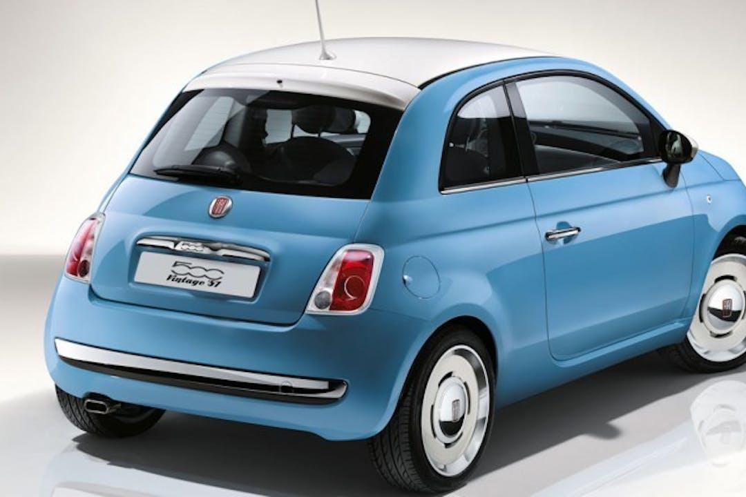 Billig billeje af Fiat Vintage'57 nær 8700 Horsens.