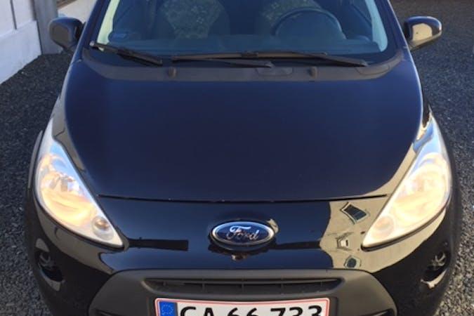Billig billeje af Ford Ka nær 7000 Fredericia.