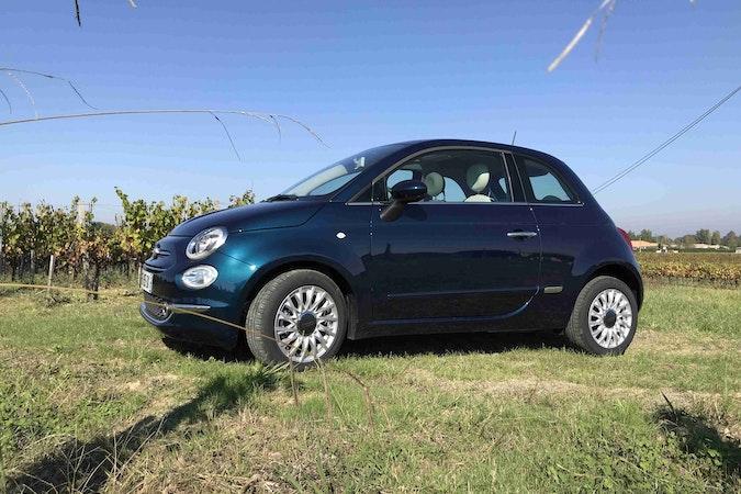 Location économique de voiture de Fiat 500 avec GPS proche de 33130 Bègles.