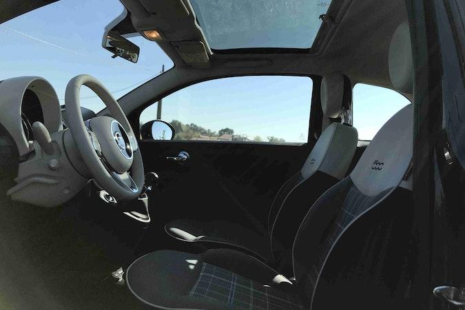 Location économique de voiture de Fiat 500 avec Climatisation proche de 33130 Bègles.