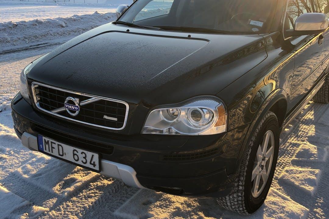 Billig biluthyrning av Volvo XC90 D5 med GPS i närheten av 112 67 Kungsholmen.