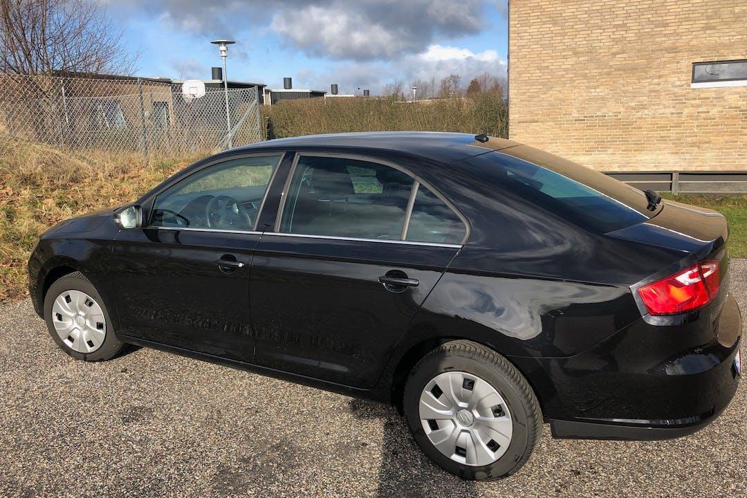 Billig billeje af Seat Toledo med Isofix beslag nær 3500 Værløse.