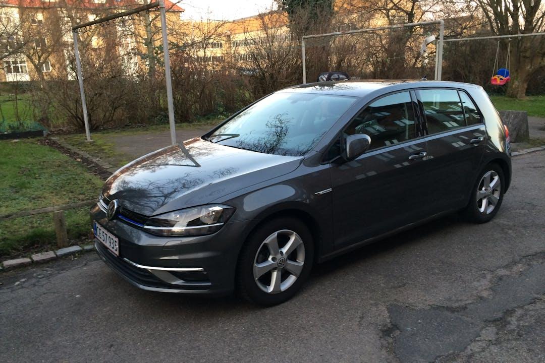 Billig billeje af VW Golf VII 1,5 nær 8000 Aarhus.