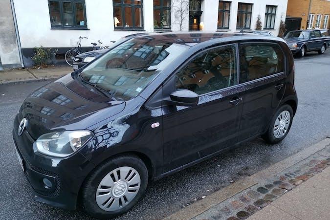 Billig billeje af VW up move, 60hk, 5 dørs med Aircondition nær 1652 København.