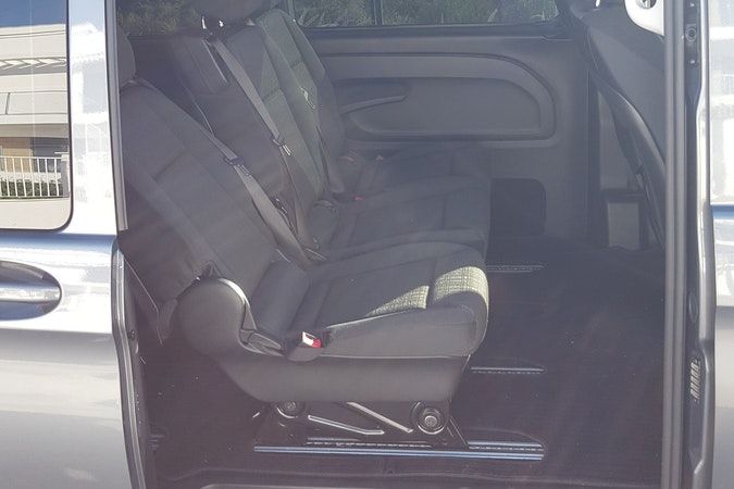 Alquiler barato de Mercedes Vito 114 Cdi C Tourer Select cerca de 29018 Málaga.
