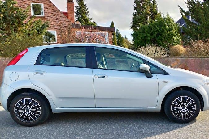 Billig billeje af Fiat Grande Punto nær 2860 Søborg.