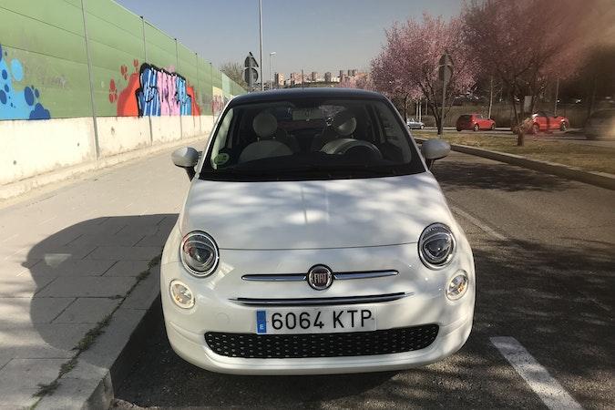 Alquiler barato de Fiat 500 1.2 Lounge cerca de 28050 Madrid.