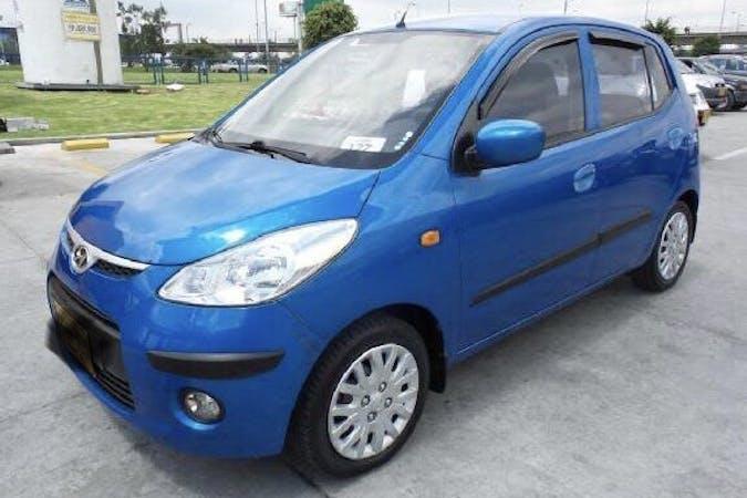 Alquiler barato de Hyundai I10 1.1 Comfort cerca de 07703 Maó.