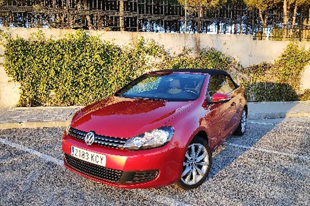 Alquiler barato de Volkswagen Golf Advance 1.6 Tdi 105 Bluem cerca de 28702 San Sebastián de los Reyes.