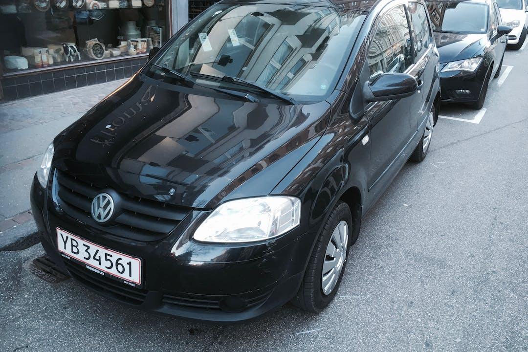 Billig billeje af VW Fox  nær 8200 Aarhus.