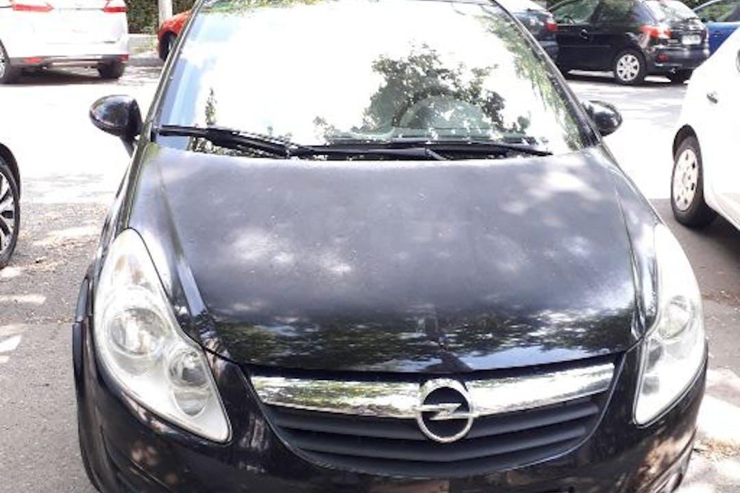 Alquiler barato de Opel Corsa 1.4 16V Sport cerca de 28019 Madrid.