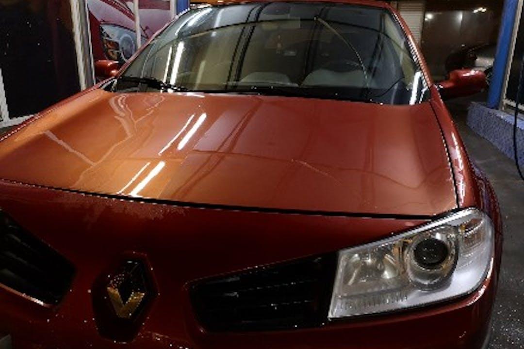 Alquiler barato de Renault Megane con equipamiento Fijaciones Isofix cerca de 41007 Sevilla.