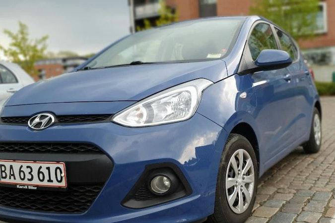 Billig billeje af Hyundai i10 nær 5000 Odense.