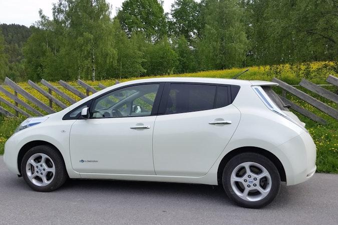 Billig leie av Nissan Leaf med AUX/MP3-inngang nærheten av 0198 Oslo.
