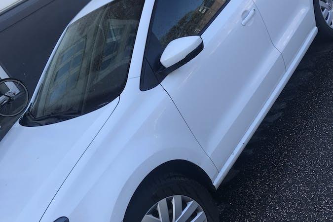 Billig billeje af VW Polo 1,4 TDI nær 8000 Aarhus.