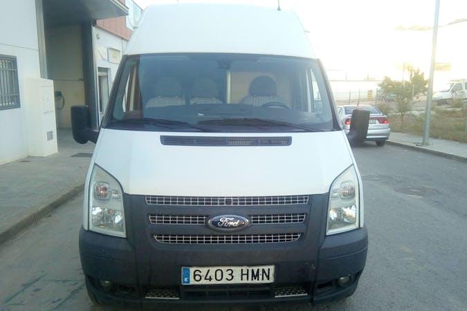 Alquiler barato de Ford Transit 350 Fgn Mta 140 cerca de 14812 Almedinilla.