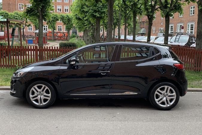 Billig billeje af Renault Clio HB 0,9 TCE 90HK ZEN nær 2400 København.