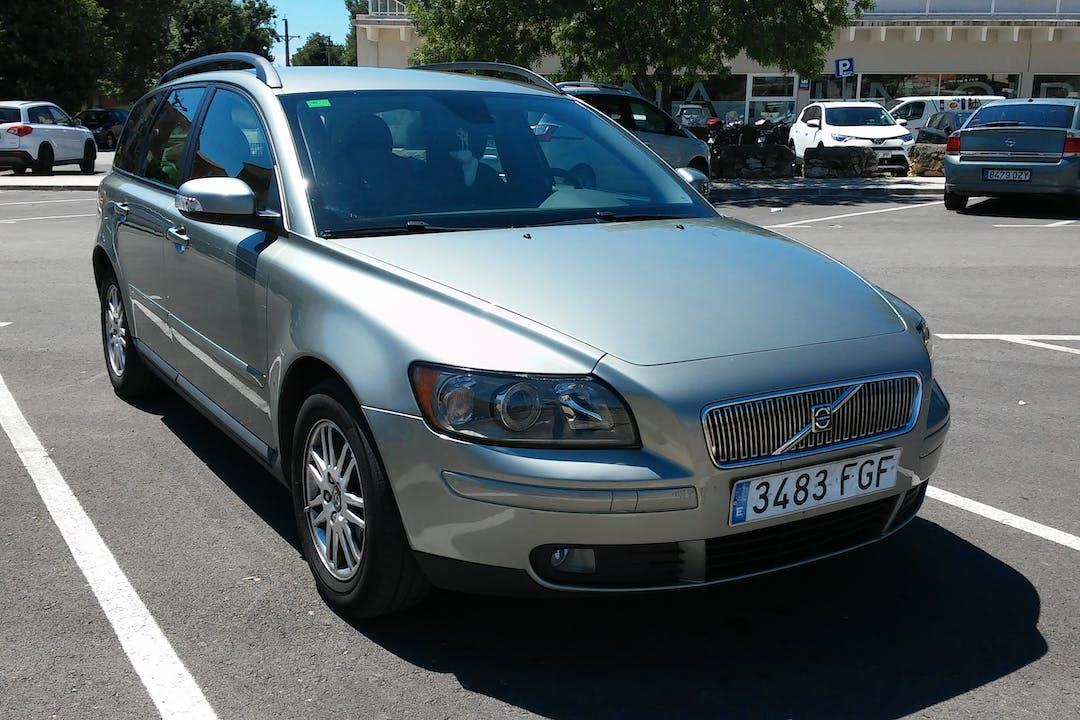 Alquiler barato de Volvo V50 1.6 D Kinetic cerca de 43005 Tarragona.