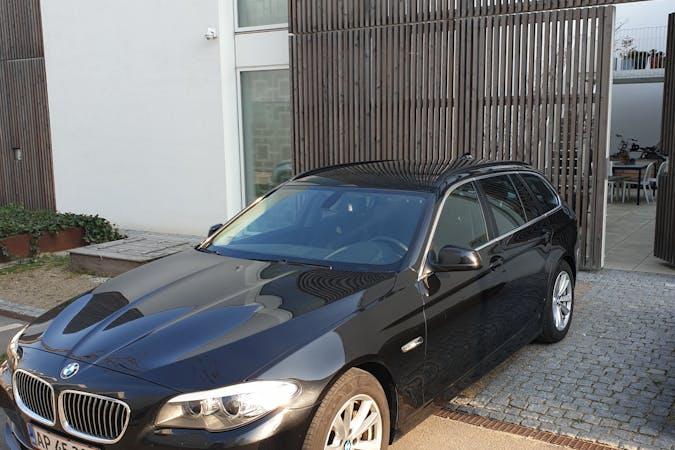 Billig billeje af BMW 520d Touring nær 8270 Højbjerg.