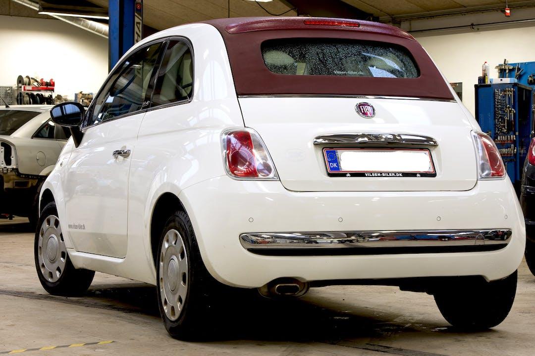 Billig billeje af Fiat 500 nær  .