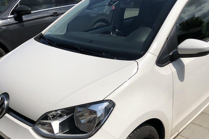 Billig billeje af VW UP! med Isofix beslag nær 2730 Herlev.