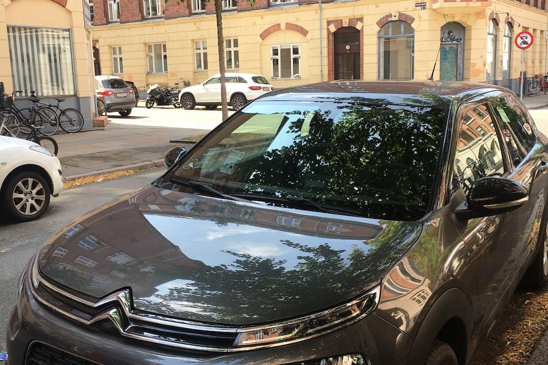 Billig billeje af Citroën cactus 2019 nær 2100 København.