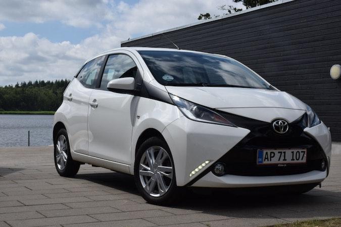 Billig billeje af Toyota AYGO nær  .
