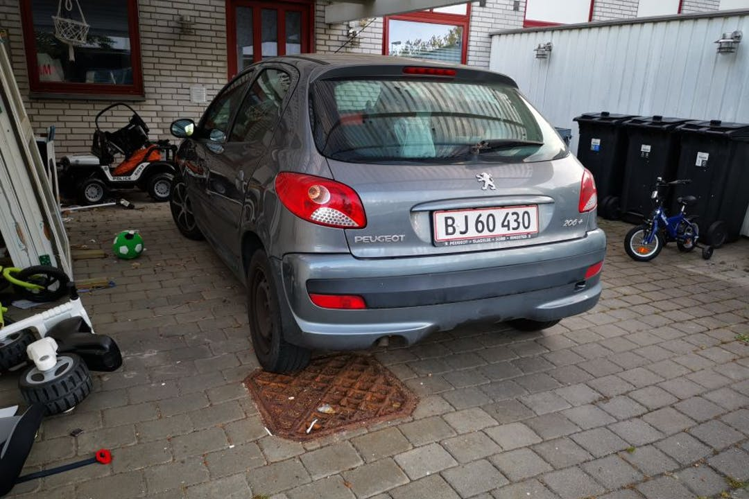 Billig billeje af Peugeot 206 nær 2635 Ishøj.