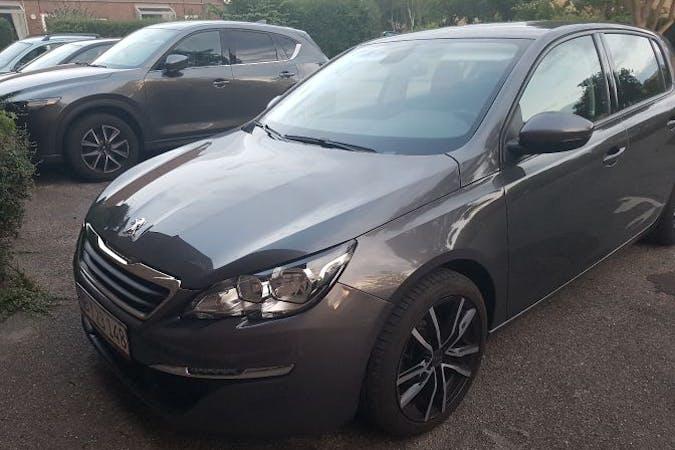 Billig billeje af Peugeot 308, 1.6 BlueHDi 120 nær 3050 Humlebæk.
