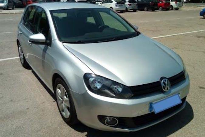 Alquiler barato de Volkswagen Golf Advance 1.6 Tdi 105 cerca de 07400 Alcúdia.