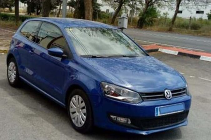 Alquiler barato de Volkswagen Polo Advance 1.6 Tdi 90 cerca de 46007 València.