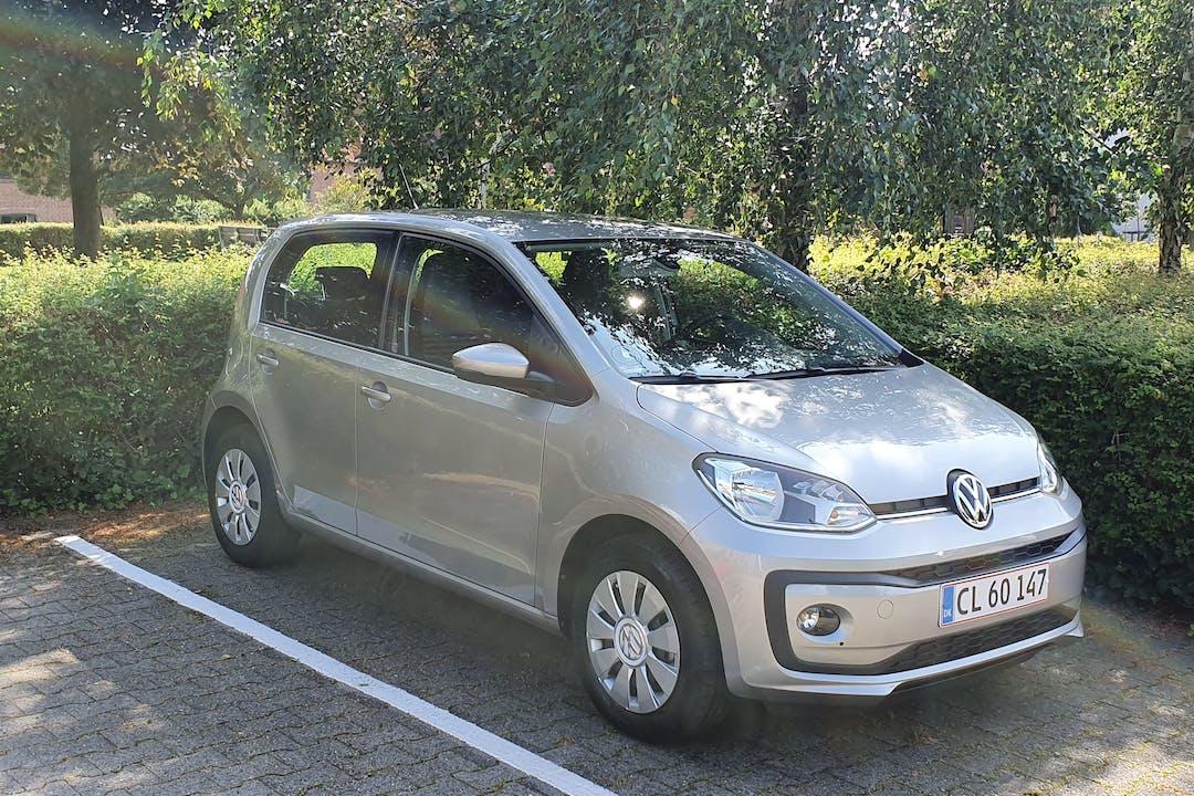 Billig billeje af VW Up! nær 5970 Ærøskøbing.